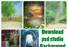 Psd Background