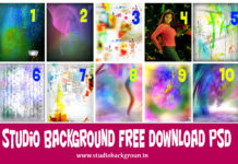 Studio Background Free Download PSD