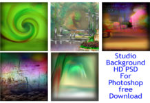Studio Background HD PSD For Photoshop free Download