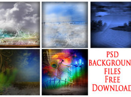 Studio Background HD PSD For Photoshop